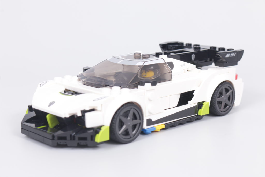 LEGO Speed Champions 76900 Koenigsegg Jesko Review 25