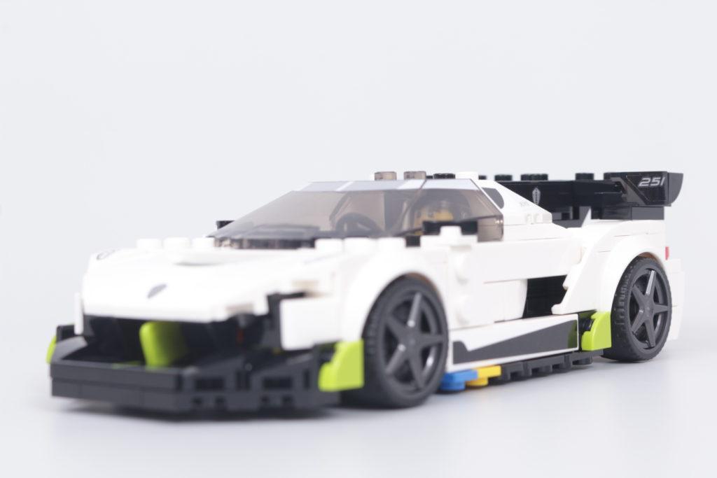 LEGO Speed Champions 76900 Koenigsegg Jesko Review 5