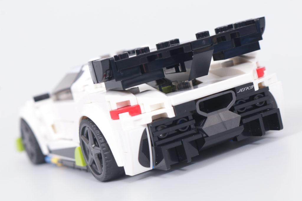 LEGO Speed Champions 76900 Koenigsegg Jesko Review 6