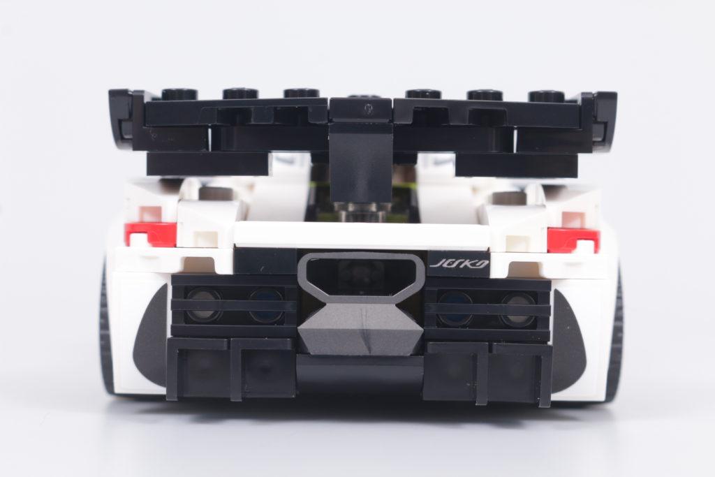 LEGO Speed Champions 76900 Koenigsegg Jesko Review 8