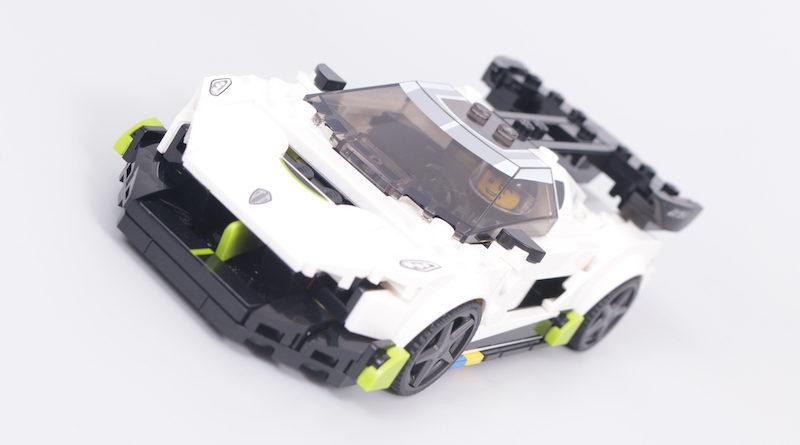 LEGO Speed Champions 76900 Koenigsegg Jesko review title