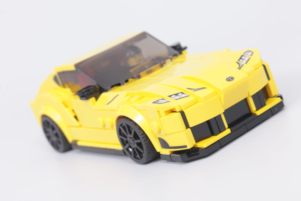 LEGO Speed Champions 76901 Toyota GR Supra review 1