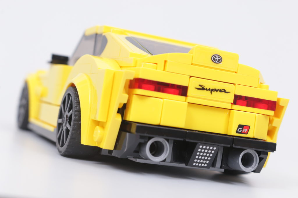 LEGO Speed Champions 76901 Toyota GR Supra review 10