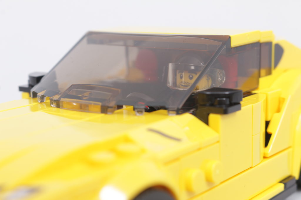 LEGO Speed Champions 76901 Toyota GR Supra review 12