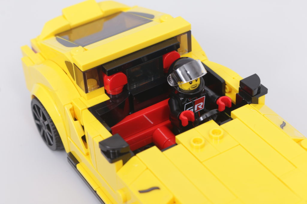LEGO Speed Champions 76901 Toyota GR Supra review 14
