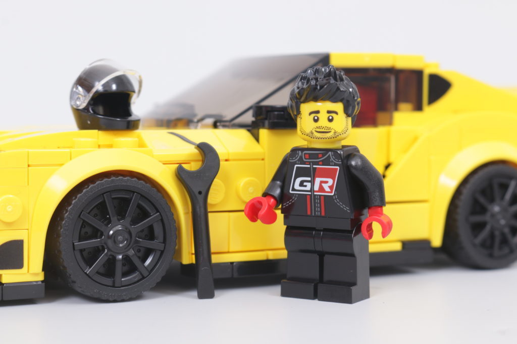 LEGO Speed Champions 76901 Toyota GR Supra review