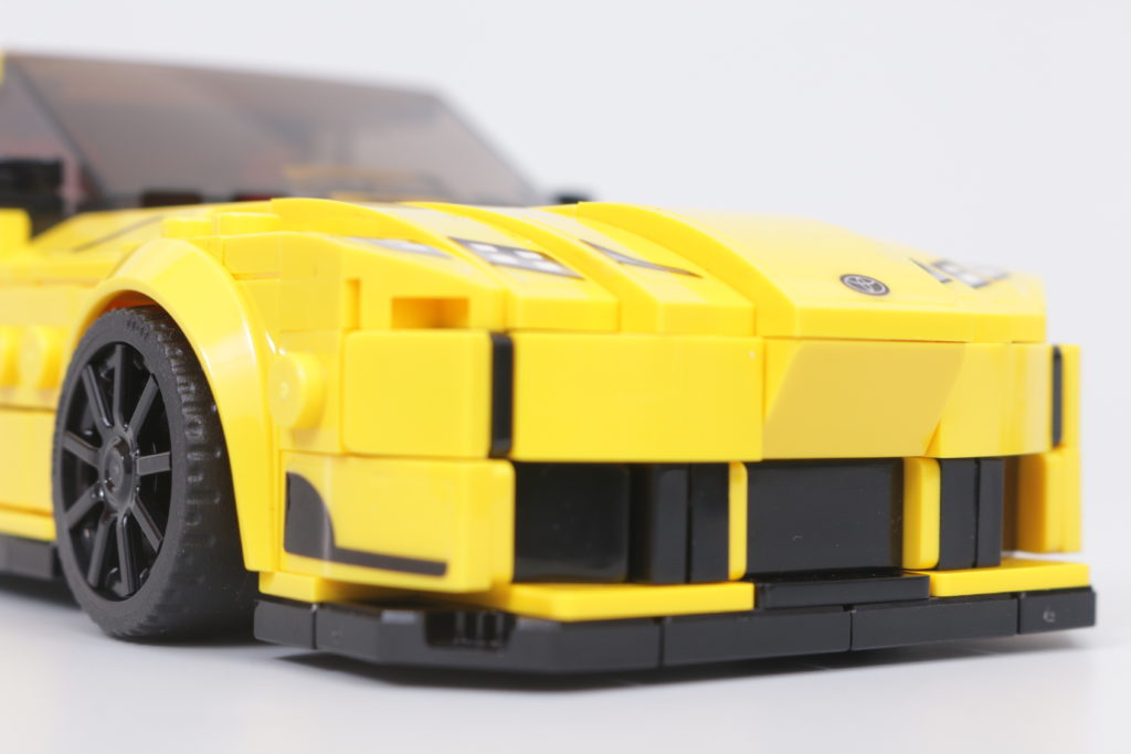 LEGO Speed Champions 76901 Toyota GR Supra review 18