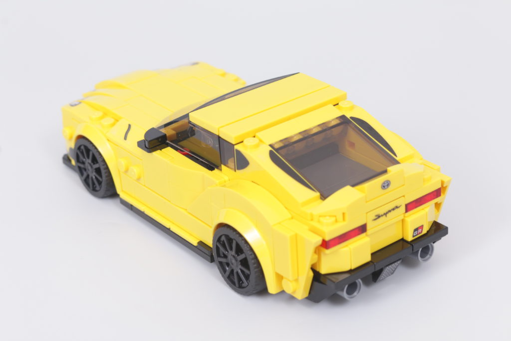 LEGO Speed Champions 76901 Toyota GR Supra review 2
