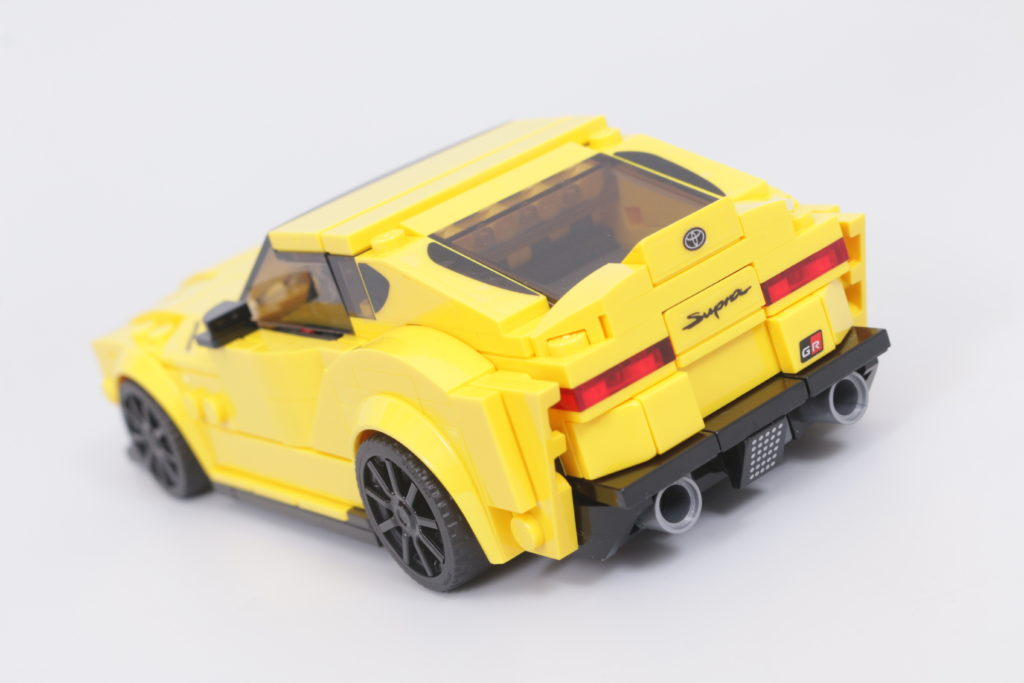 LEGO Speed Champions 76901 Toyota GR Supra review 2i
