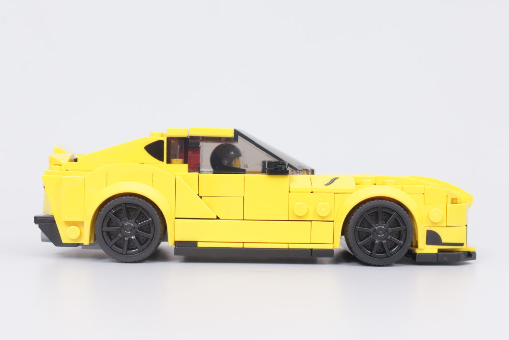 LEGO Speed Champions 76901 Toyota GR Supra review 8