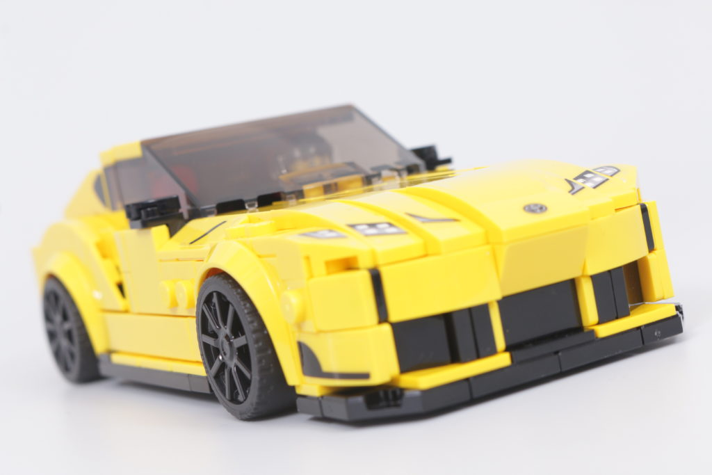LEGO Speed Champions 76901 Toyota GR Supra review 9