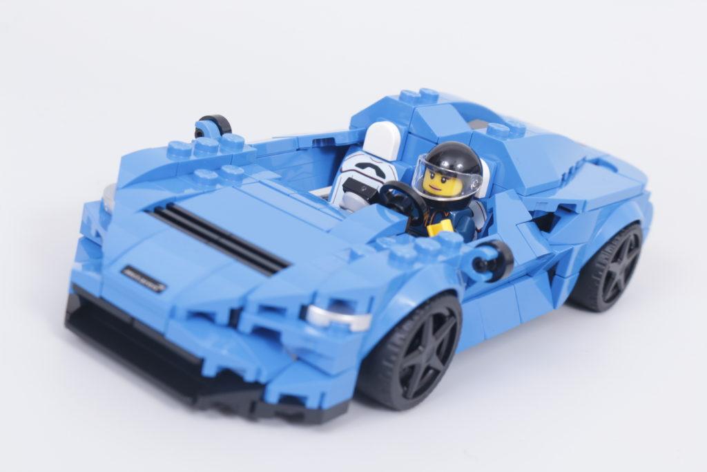 LEGO Speed Champions 76902 McLaren Elva review 1