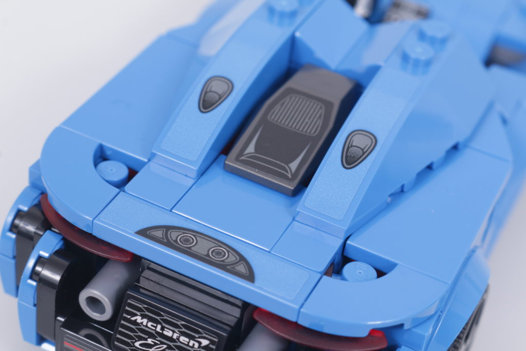 LEGO Speed Champions 76902 McLaren Elva review 10