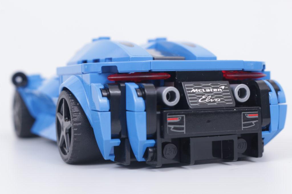 LEGO Speed Champions 76902 McLaren Elva review 11