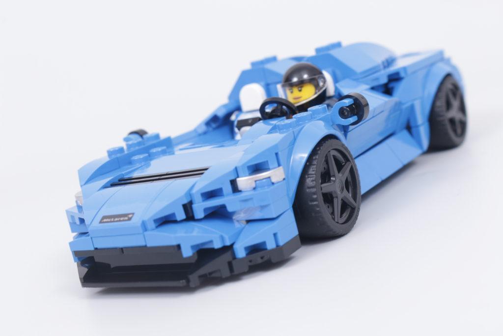 LEGO Speed Champions 76902 McLaren Elva review 13