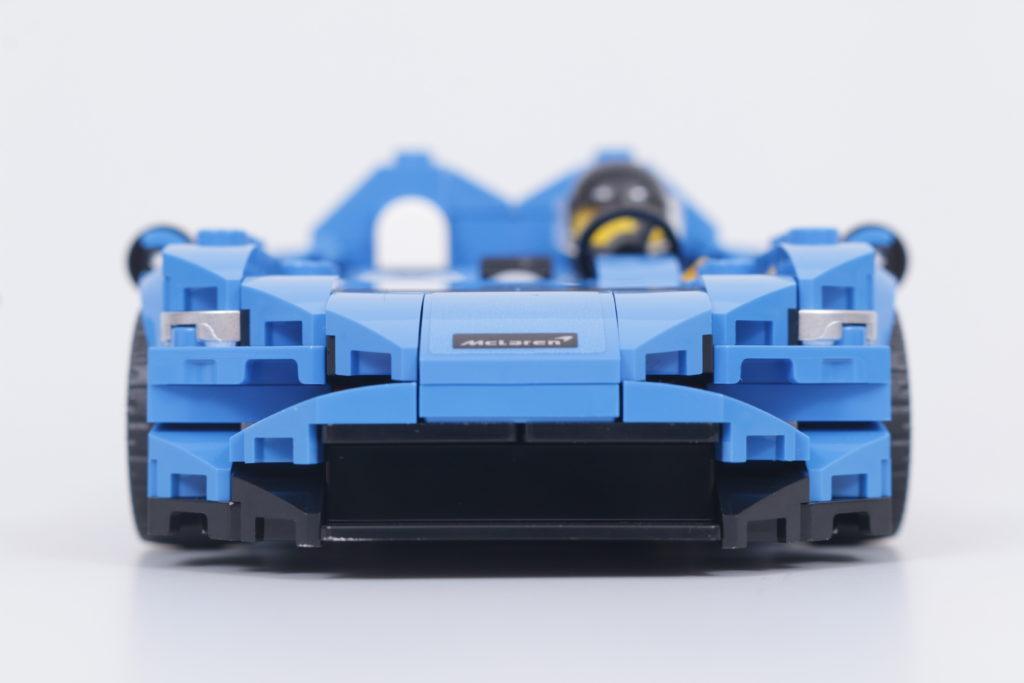 LEGO Speed Champions 76902 McLaren Elva review 14