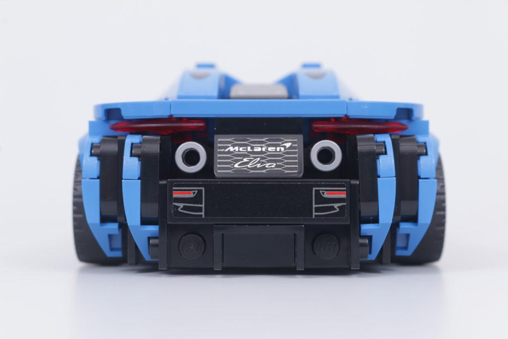 LEGO Speed Champions 76902 McLaren Elva review 15