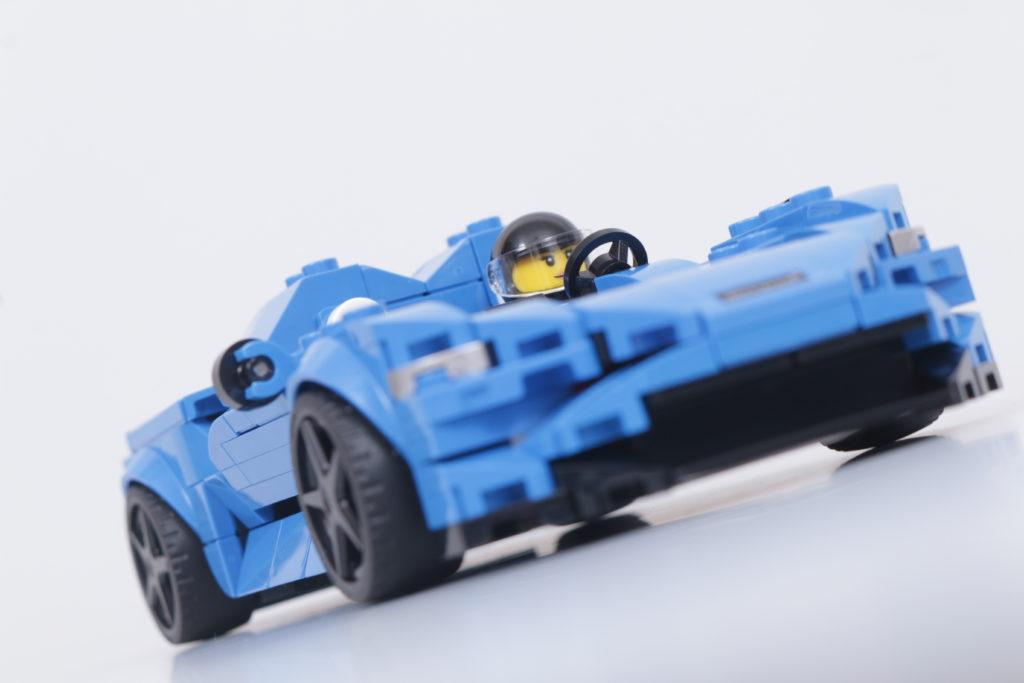 LEGO Speed Champions 76902 McLaren Elva review 16