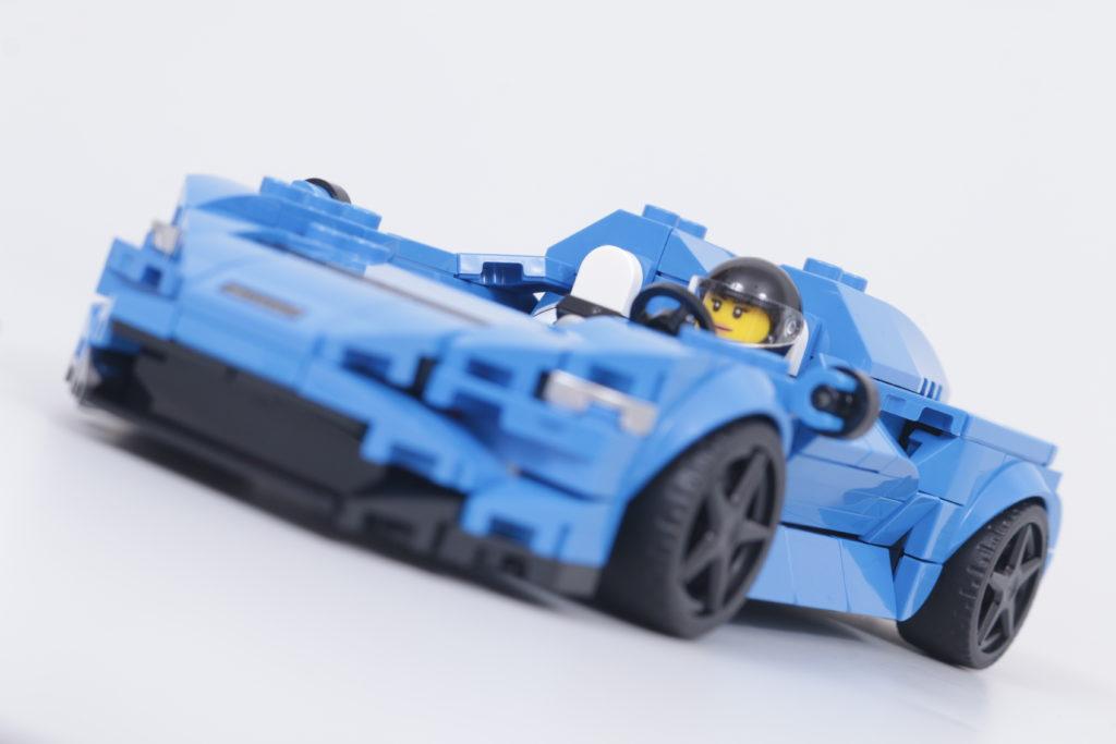 LEGO Speed Champions 76902 McLaren Elva review 17