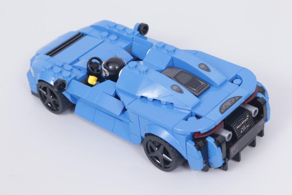 LEGO Speed Champions 76902 McLaren Elva review 18