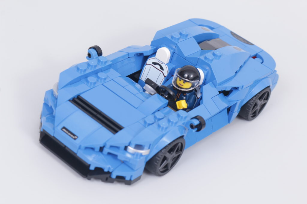 LEGO Speed Champions 76902 McLaren Elva review 19