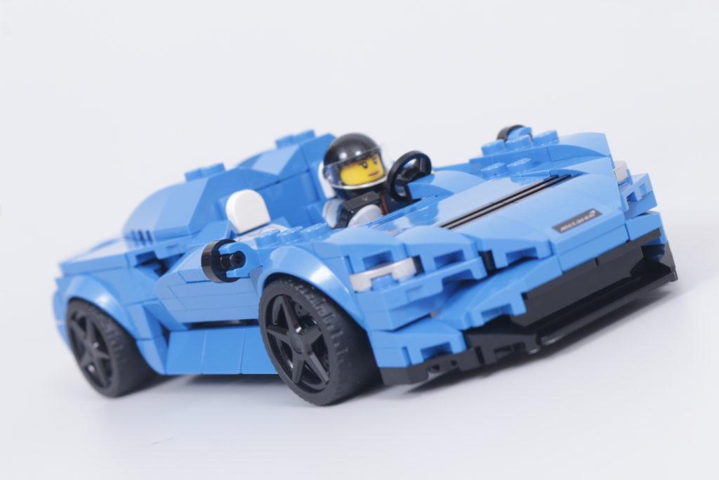 LEGO Speed Champions 76902 McLaren Elva review 2