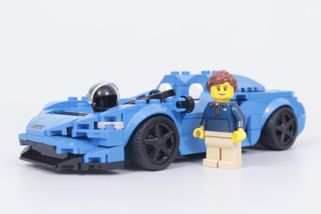 LEGO Speed Champions 76902 McLaren Elva review 21