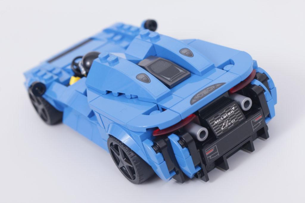 LEGO Speed Champions 76902 McLaren Elva review 3