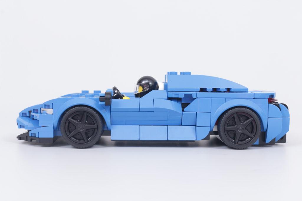 LEGO Speed Champions 76902 McLaren Elva review 4