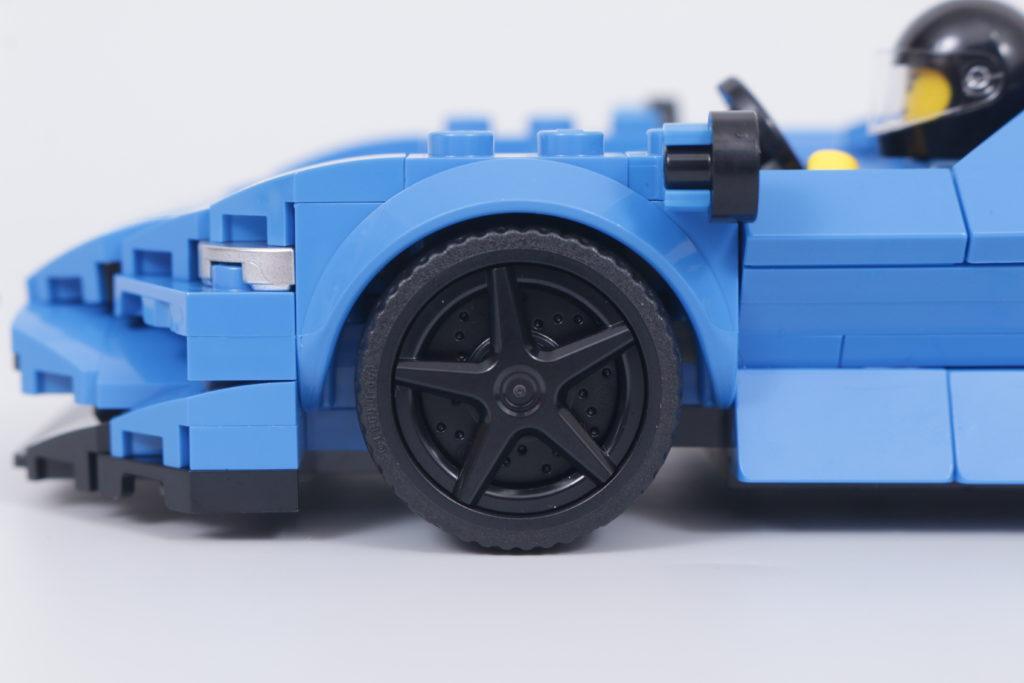 LEGO Speed Champions 76902 McLaren Elva review 5