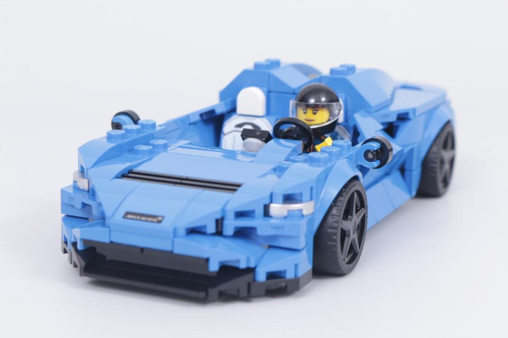 LEGO Speed Champions 76902 McLaren Elva review 6