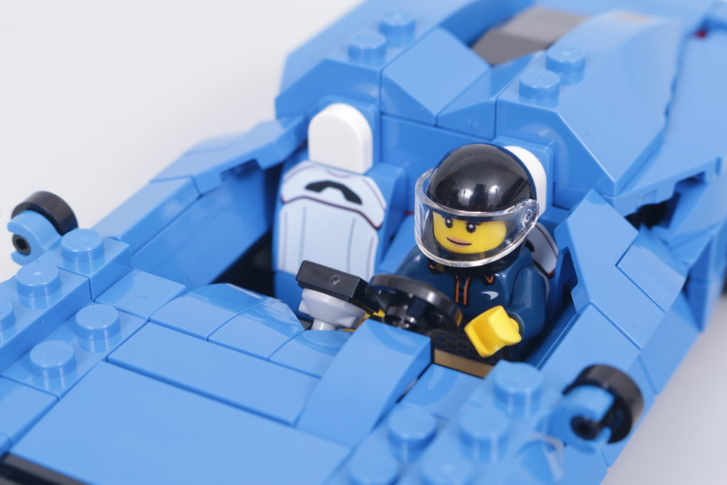 LEGO Speed Champions 76902 McLaren Elva review 7