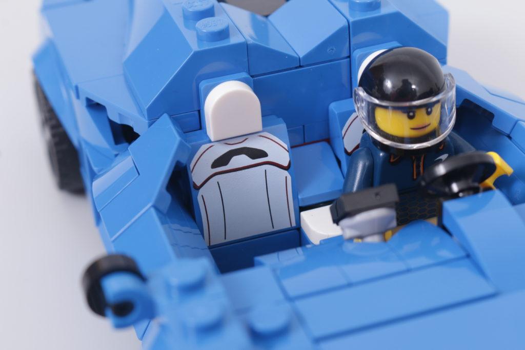 LEGO Speed Champions 76902 McLaren Elva review 9