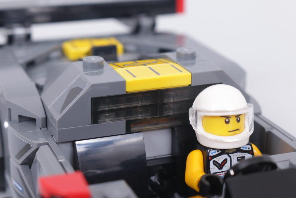 LEGO Speed Champions 76903 Chevrolet Corvette C8.R Race Car and 1968 Chevrolet Corvette review 26