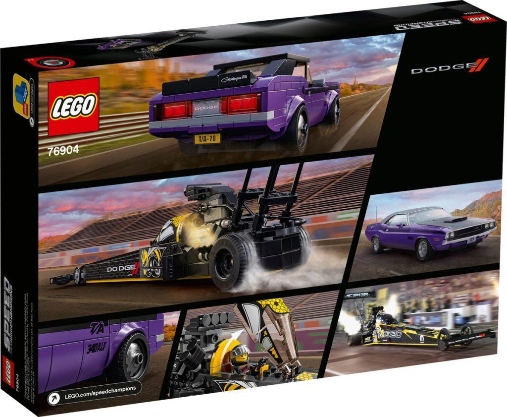 LEGO Speed Champions 76904 4