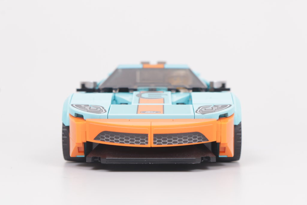 LEGO Speed Champions 76905 Ford GT Heritage Edition and Bronco R review 14