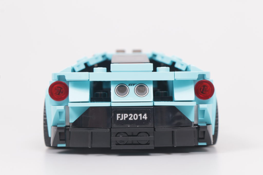 LEGO Speed Champions 76905 Ford GT Heritage Edition and Bronco R review 15