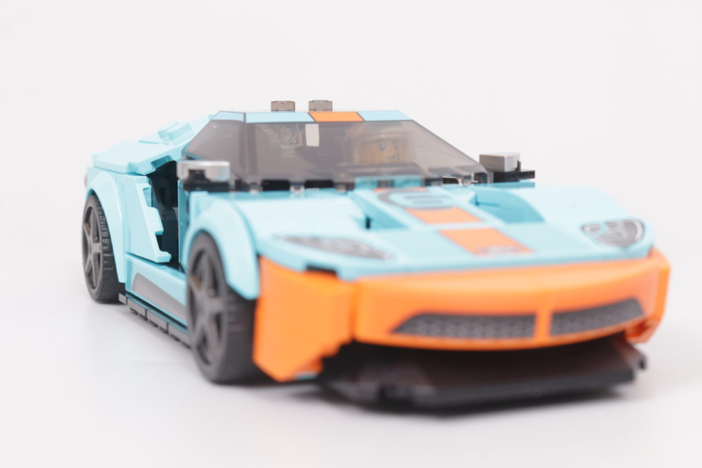 LEGO Speed Champions 76905 Ford GT Heritage Edition and Bronco R review 22