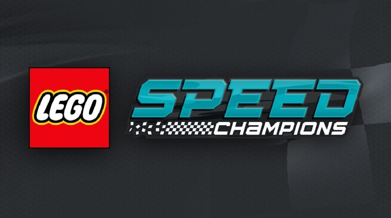 LEGO Speed Champions Logo Featured 800x445
