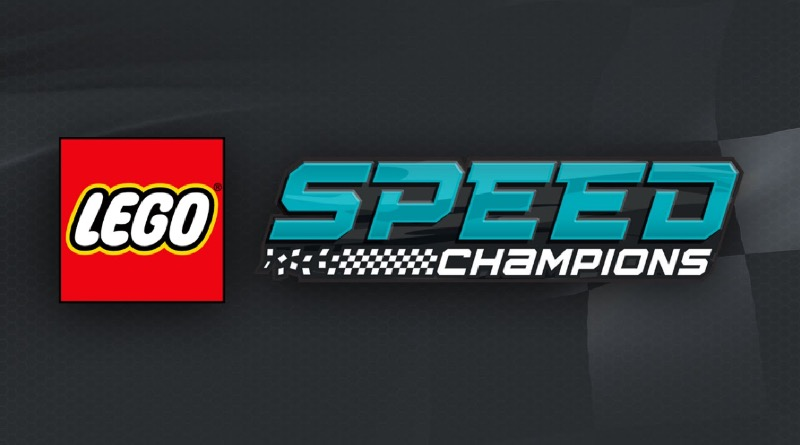 LEGO Speed Champions Logo Featured