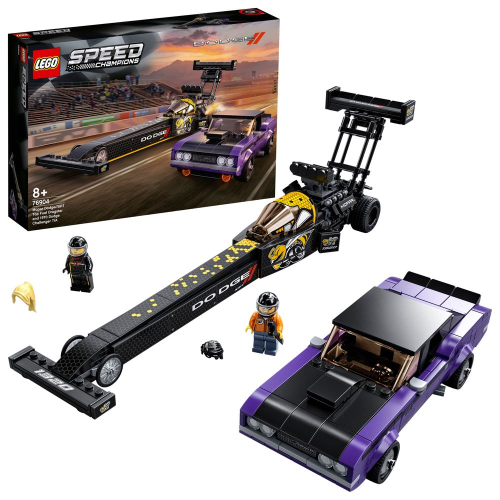 LEGO Speed champions 76904 1