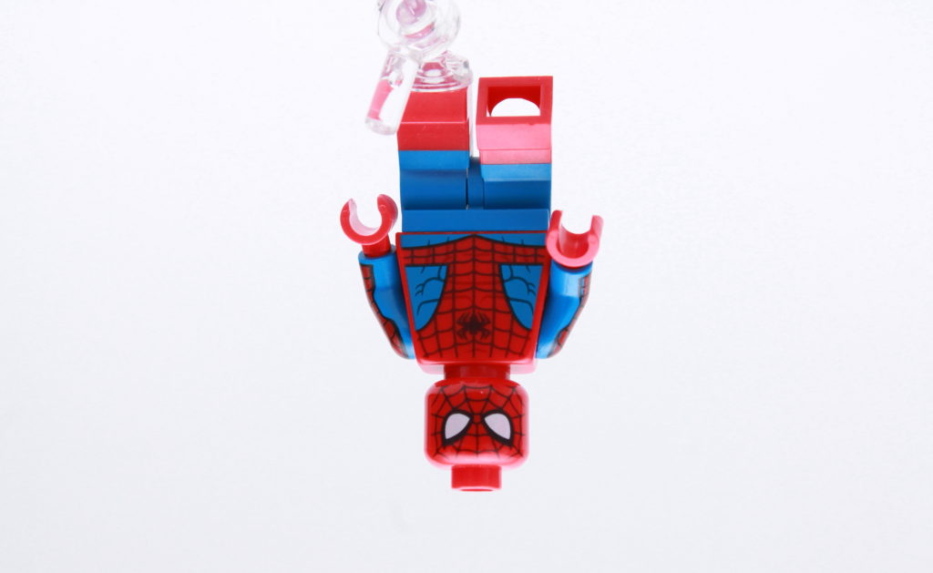 LEGO Spider Man 2021 dual moulded legs 2