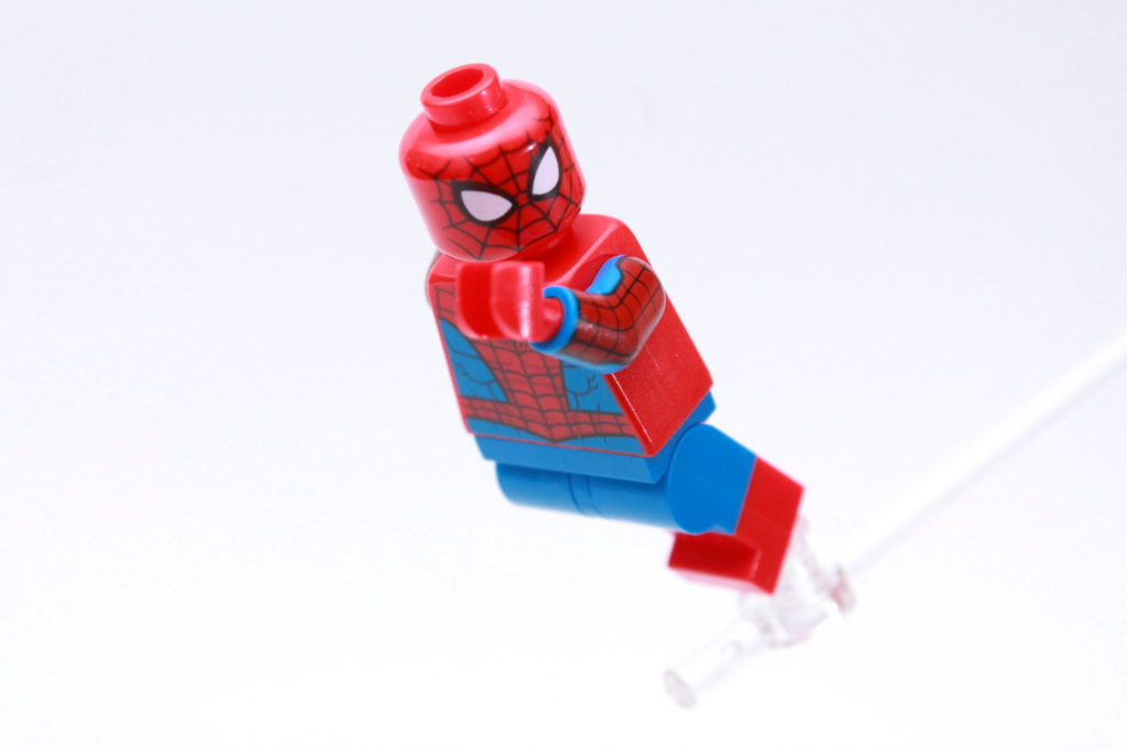 LEGO Spider Man 2021 dual moulded legs 7