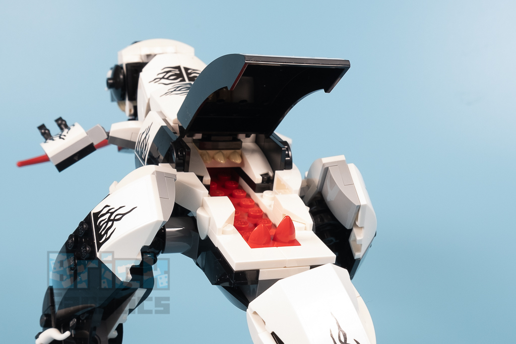 LEGO Spider Man 76151 Venomosaurus Ambush 12