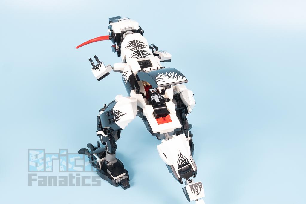 LEGO Spider Man 76151 Venomosaurus Ambush 14