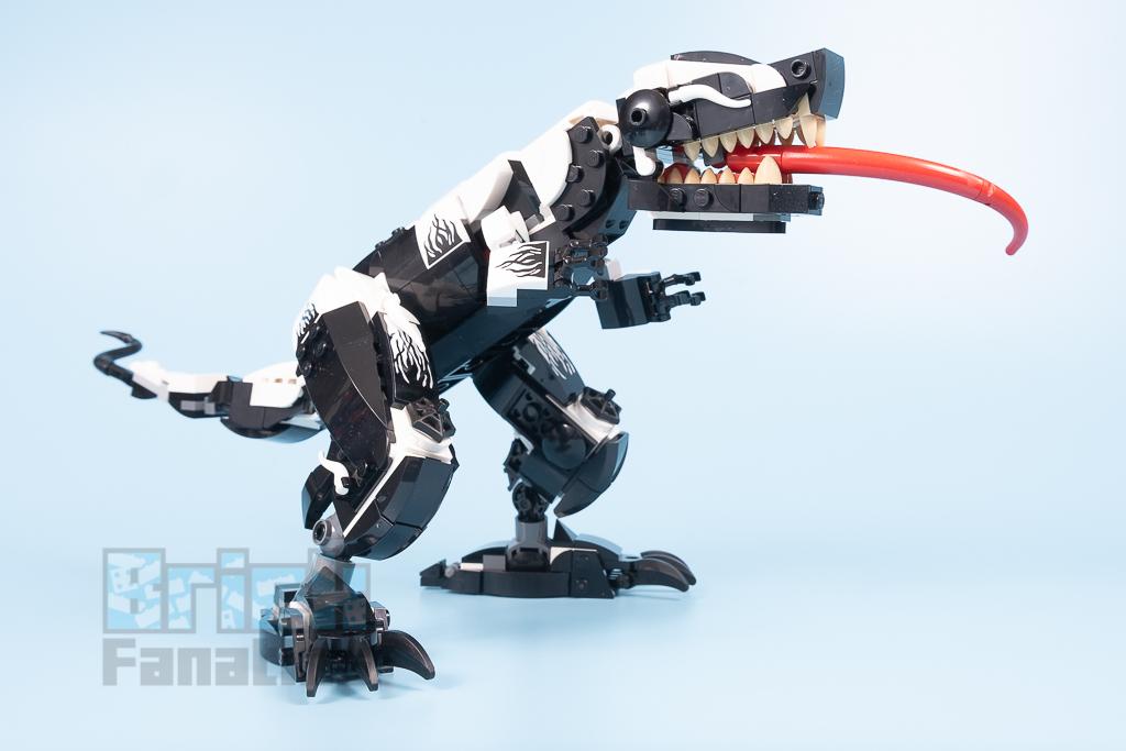 LEGO Spider Man 76151 Venomosaurus Ambush 16
