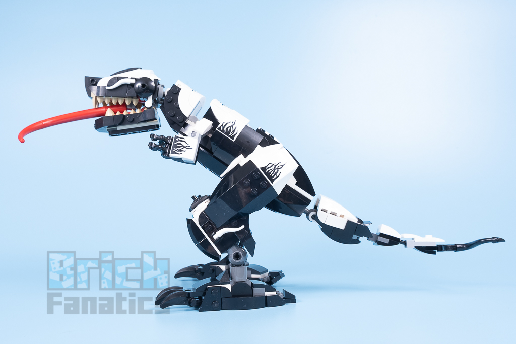 LEGO Spider Man 76151 Venomosaurus Ambush 17