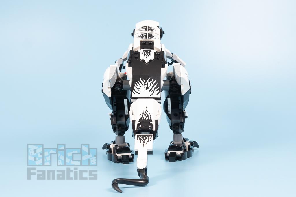 LEGO Spider Man 76151 Venomosaurus Ambush 20