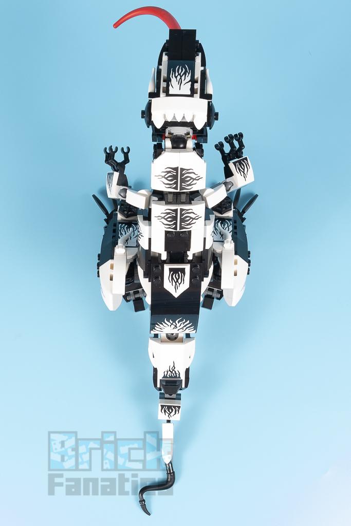 LEGO Spider Man 76151 Venomosaurus Ambush 21