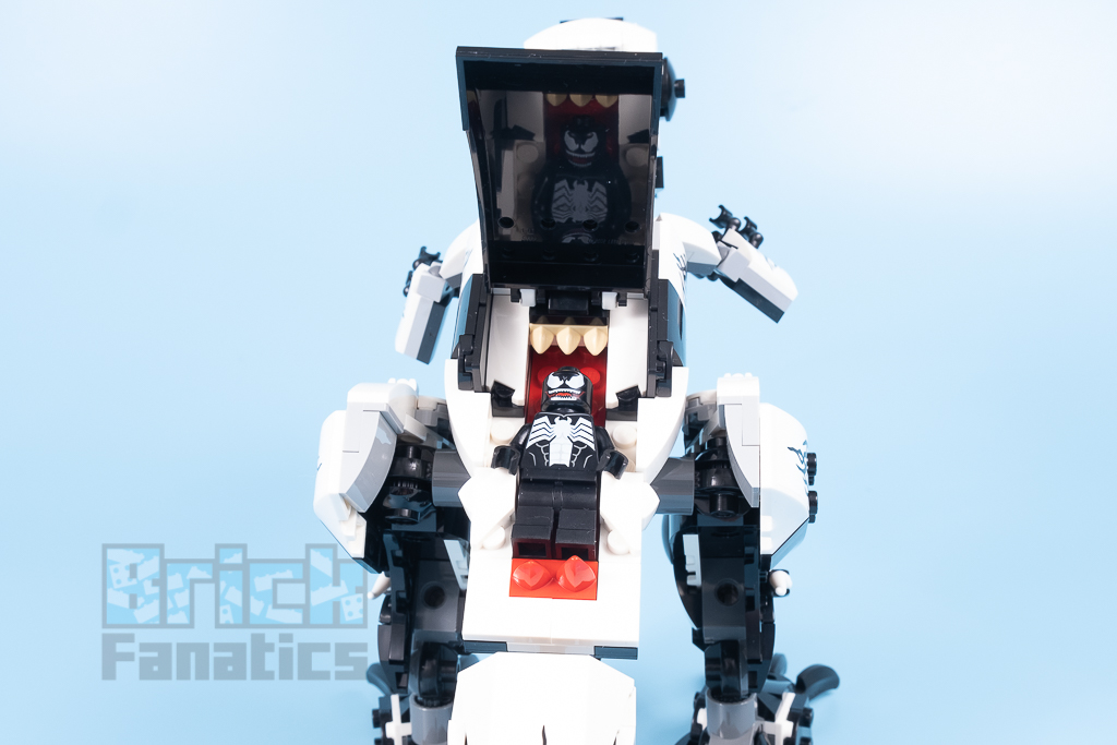 LEGO Spider Man 76151 Venomosaurus Ambush 22